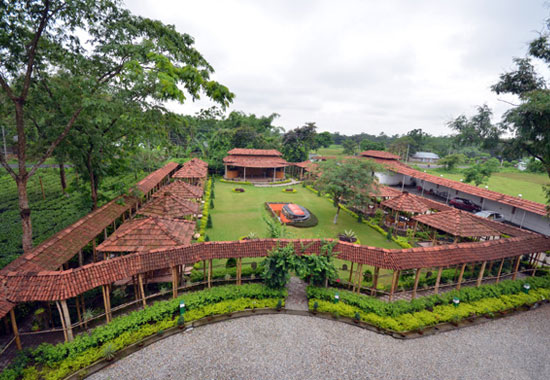 Mekhliganj Tea Resort